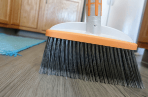 experts posit that using a vacuum is also a good option